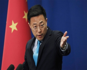 China says in communication with India to provide assistance to combat COVID-19 surge