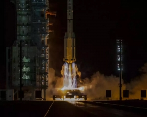 China successfully launches satellite to test space debris mitigation technology