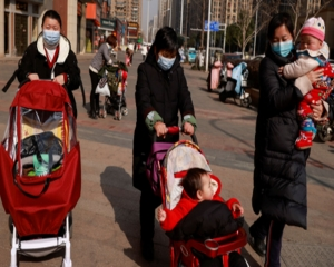 Chinese province ups restrictions amid outbreak