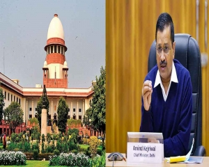 Citizens' lives are at stake, cooperate with Centre: SC to Delhi govt