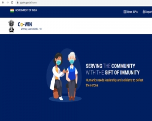 Co-WIN app meant only for administrators, vaccine registration to be done through portal: Govt