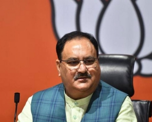 Cong misleading people, creating panic in fight against COVID-19:Nadda to Sonia Gandhi