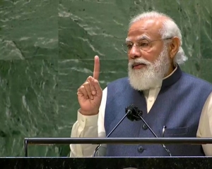 Countries using terrorism as 'political tool' must understand that it is equally big threat for them: PM Modi