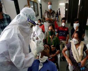 COVID-19: India records lowest cases in seven months