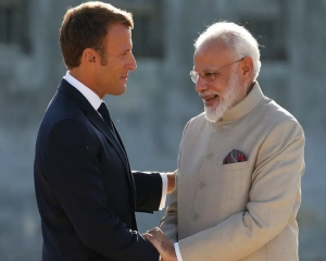COVID-19:France to send medical supplies to India
