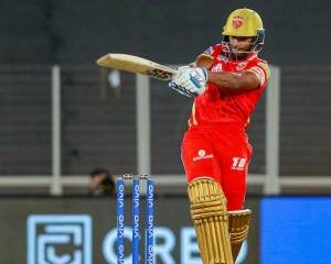 Cricketer Nicholas Pooran says will donate part of his IPL salary to India's COVID-19 battle
