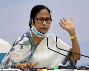 CRPF harassing voters in Bengal at Shah's behest: Mamata