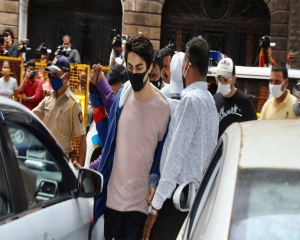 Cruise drugs case: Special court refuses bail to Aryan Khan