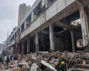 Death toll in China's gas explosion rises to 25