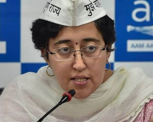 Delhi has less than a day's stock of Covaxin for 45-plus age group: Atishi