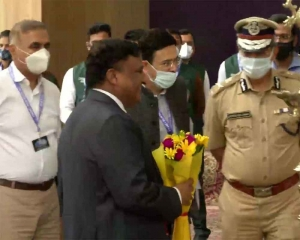 Delhi Police holds meet with several agencies to discuss security scenario