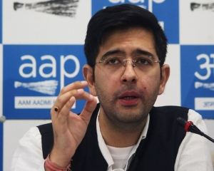 Delhi received 555 tonnes of oxygen on May 4, highest till now: AAP's Raghav Chadha