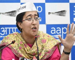 Delhi's Covishield stock for 18-44 yrs will last for only 2 days, vaccination will be halted: Atishi