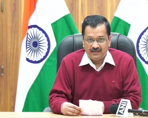 Delhi's law and order situation in 'serious turmoil': Kejriwal