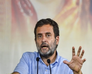 Don't let guard down, COVID-19 continues to be big threat: Rahul Gandhi