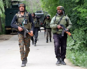 2 militants killed in encounter with security forces in J-K