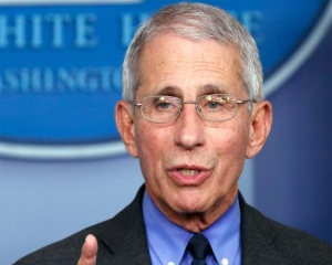 Fauci suggests a few weeks' lockdown in India to break chain of coronavirus transmission