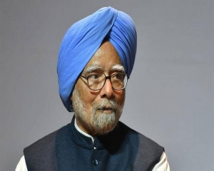 Former PM Manmohan Singh tests positive for COVID-19, admitted to AIIMS