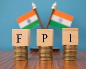 FPIs turn net sellers in capital markets in Oct so far, pull out net Rs 1,472 cr