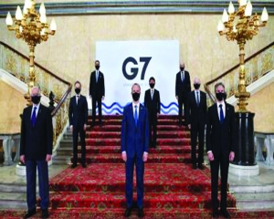 G7 OPPORTUNITY FOR INDIA