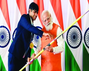 Gifts given to Modi to  go under the hammer