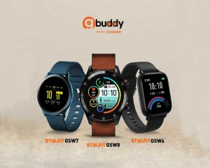 Gionee unveils 3 new smartwatches in India