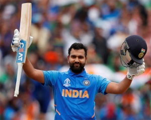 Glenmark Pharma signs Rohit Sharma as brand ambassador