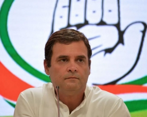 Govt penalising educated youth: Rahul Gandhi on vacant posts in educational institutions