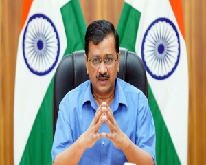 Great enthusiasm among youth to get vaccine: Kejriwal