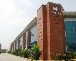 Havells Q3 profit up 74.5% to Rs 350.14 cr, sales up 39.7% to Rs 3,175 cr