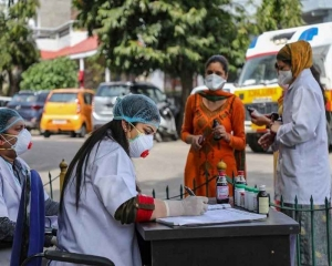 India records 46,617 new Covid cases; national recovery rate crosses 97 pc