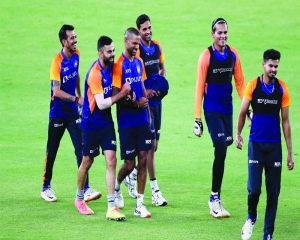 India start search for perfect combo