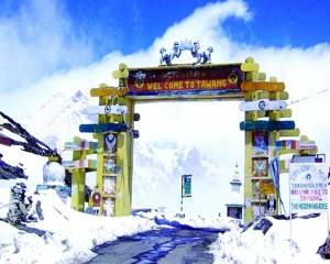 Indian, Chinese troops face off in Tawang