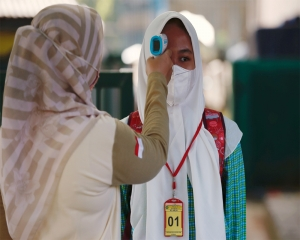 Indonesia reports 211 new Covid variant cases