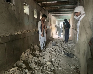 IS claims responsibility for Kandahar mosque bombings