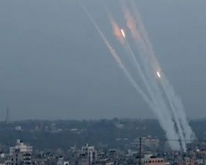 Israeli army: Rocket from Gaza hits south Israel