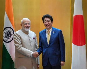Japan to provide loans and grant of 233 billion yen for infra projects in India