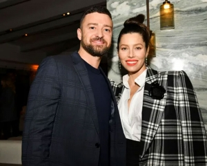 Justin Timberlake confirms welcoming second child with Jessica Biel