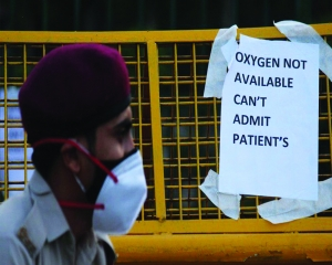 Looking beyond the oxygen crisis in India
