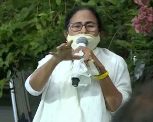 Mamata says combatting COVID-19 will be top priority