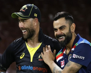 Maxwell eager to learn from 'pinnacle of the game' Kohli at RCB