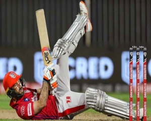 Maxwell released by Kings XI Punjab after dismal 2020 season