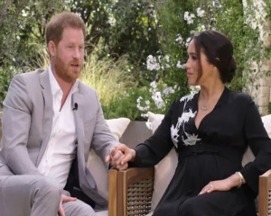 Meghan says royal family wouldn't protect her