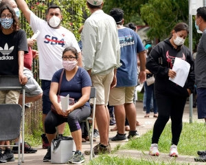 Mexico sees 2nd straight day of 20,000 coronavirus cases