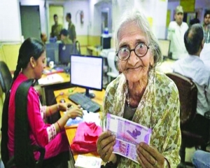 Micro-pension: Providing security to the elderly