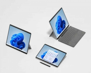 Microsoft Surface Pro 8 with 120Hz display launched