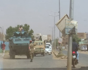 Military forces have detained senior government officials in Sudan