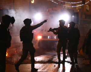 More Jerusalem clashes on eve of contentious Israeli parade