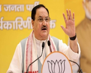 Nadda vows to 'save' people of Bengal from chain of political violence