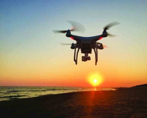 Navy bans drones in  4 km around bases